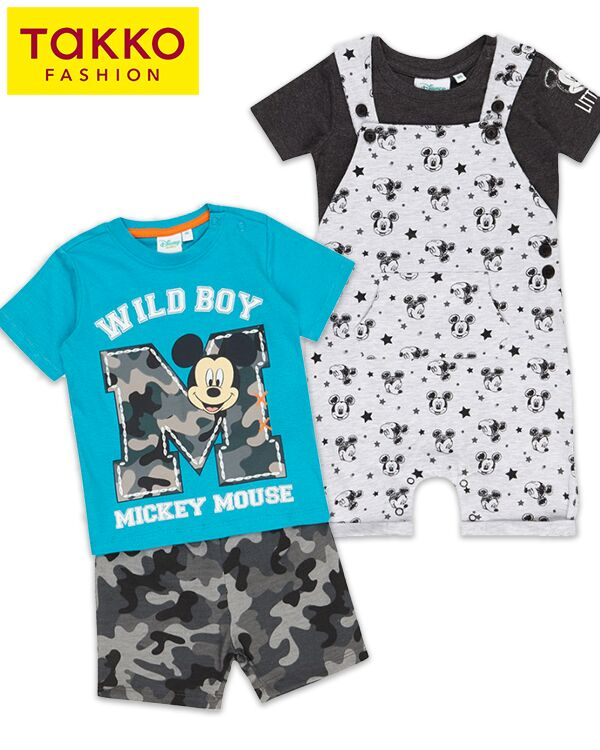 Micky Maus Outfits