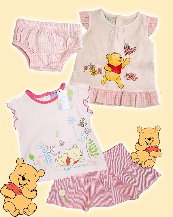 Winnie Pooh Kleidersets
