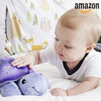 Baby mit Turtle