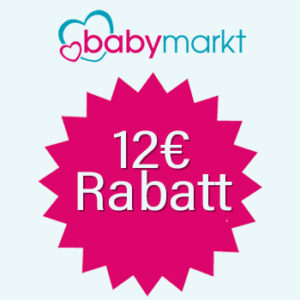 Babymarkt: 12€ Rabatt