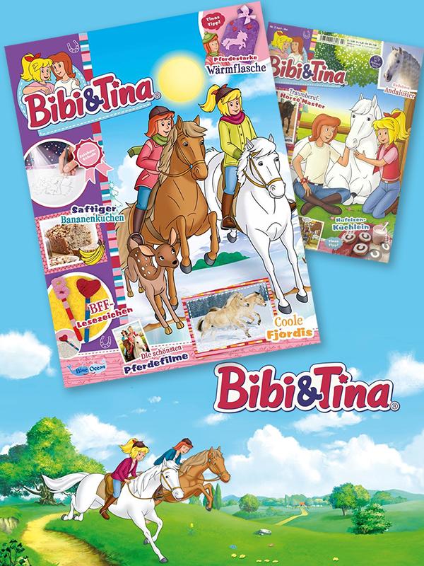 Bibi und Tina Zeitschriften