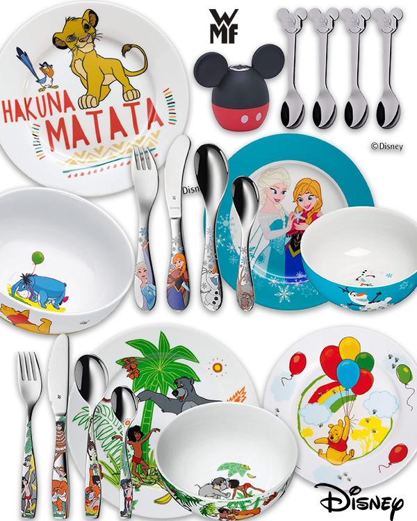 WMF Disney Geschirr