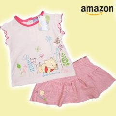 Winnie Pooh Bekleidungsset für Mädchen