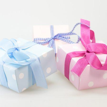 Geschenke für den Geburtstag