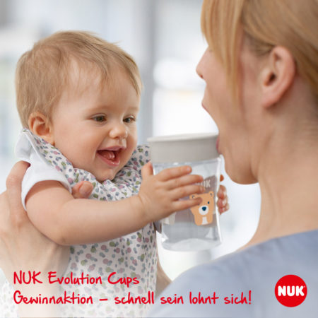 NUK Evolution Cups Gewinnaktion