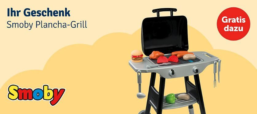 Grill Banner
