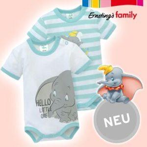 Ernsting's Family: Neue Dumbo Mode schon ab 4,99€