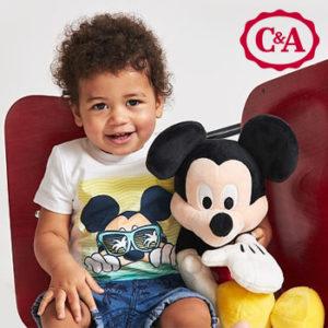 C&A: Disney-Sommermode ab 6€