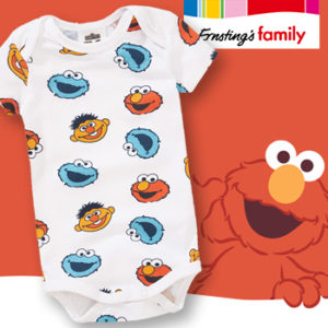 Ernsting's Family: Krümelmonstermode ab 2,99€