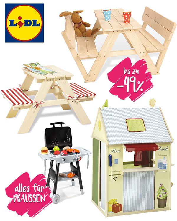 LIDL Outdoor-Spielzeug