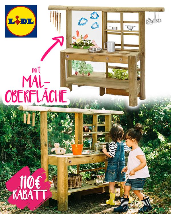 LIDL Spielküche für Draußen