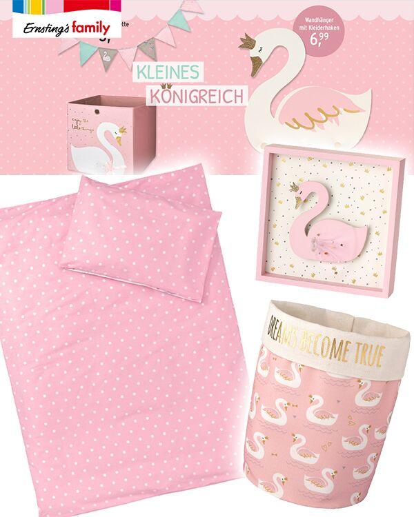 Kinderzimimerdeko rosa