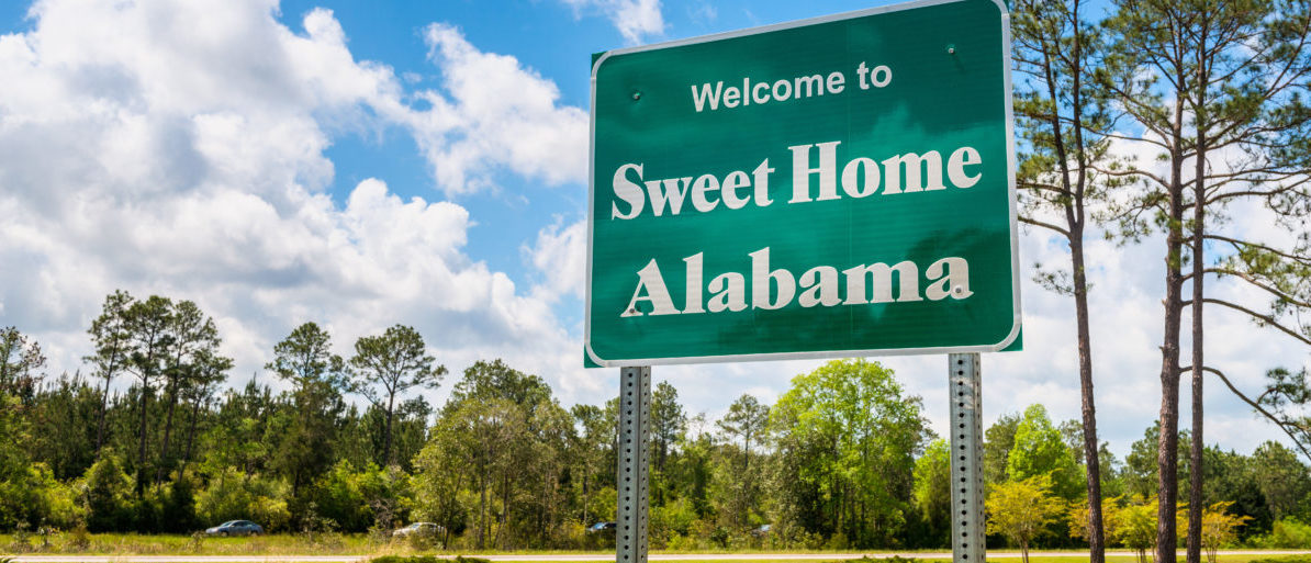 Welcome to Sweet Home Alabama