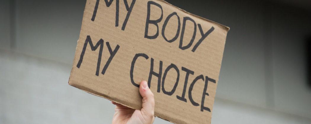 Banner: US-Bundesstaat Alabama beschließt härtestes Abtreibungsverbot in den USA