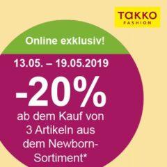 20% Bei Takko Beitragsbild