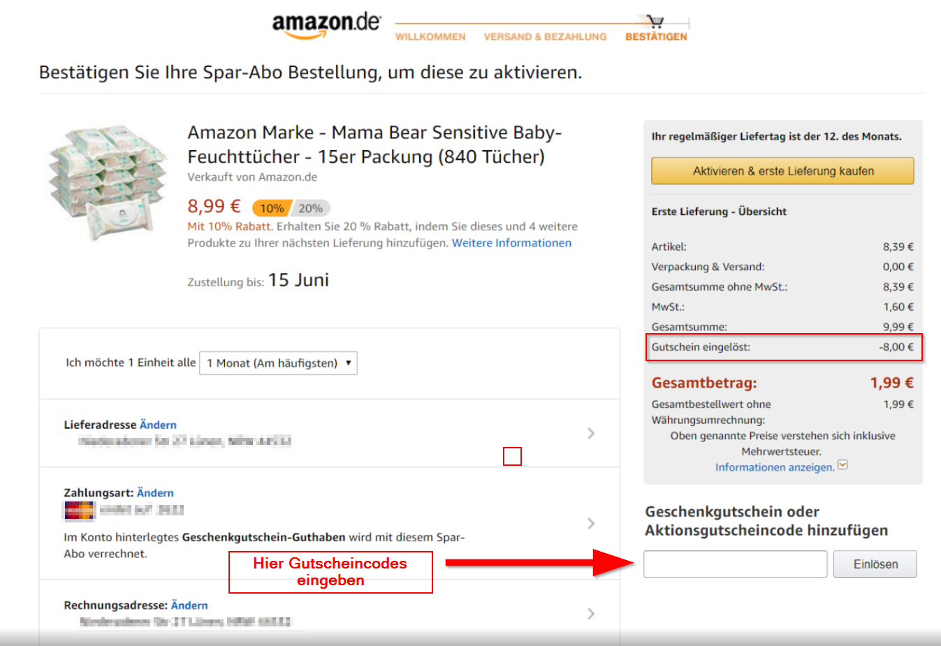 Amazon Feuchttücher 4 1