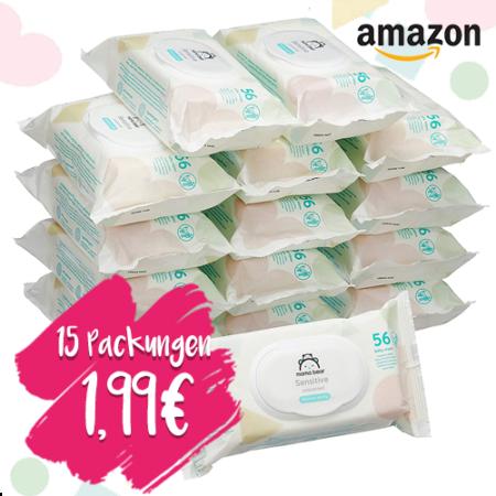 Amazon Feuchttücher Angebot - Gutschein einlösen