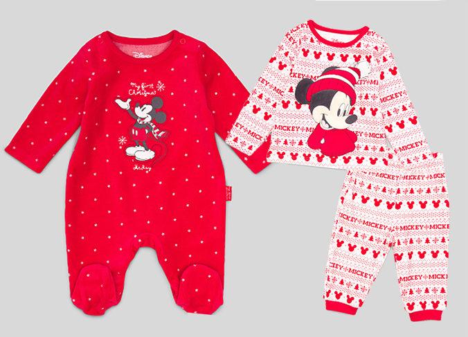 Disney Weihnachtsmode für Babies von C&A