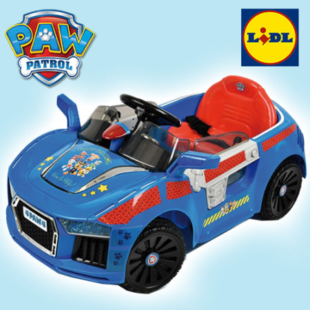 Paw Patrol Elektro-Auto für Kinder