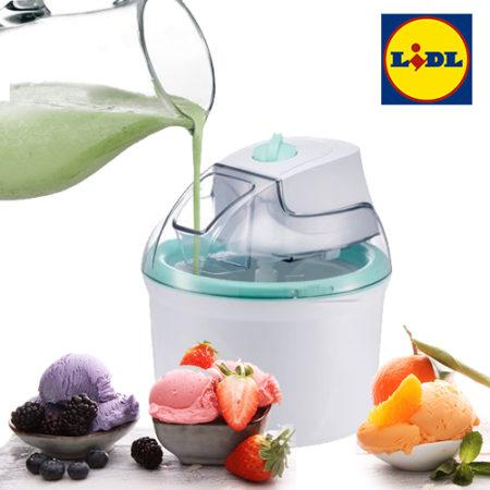 LIDL Eismaschine