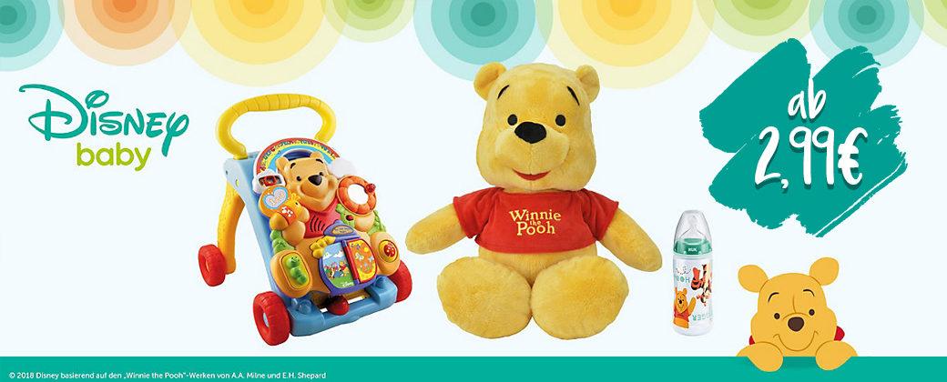 Winnie Pooh Spielzeug von myToys