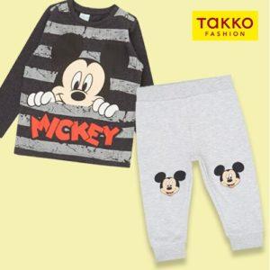 Takko: Micky Maus Mode schon ab 2,99€