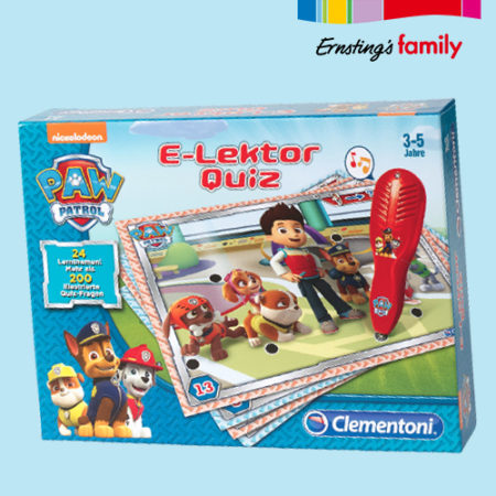 E-Lektor Quiz Ernsting's Family