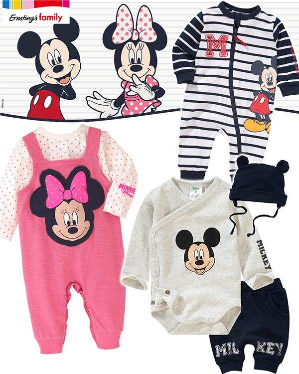 Minnie und Micky Mode