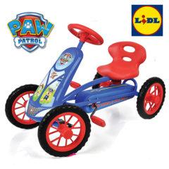 Paw Patrol Go Kart von LIDL