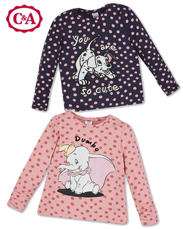 Dumbo Langarbshirts