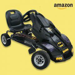 Go Kart mit Batman Design