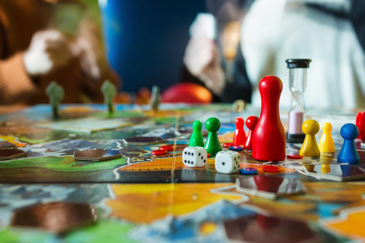 Brettspiel für Familien