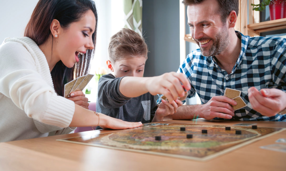 Spiele Familie