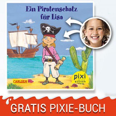 Gratis Pixiebuch