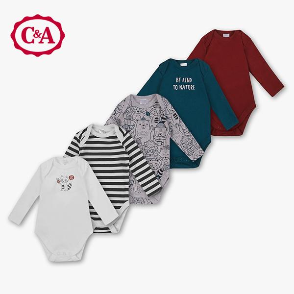 5er Body Set für Babies