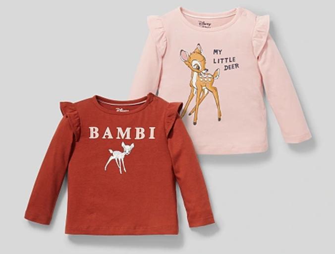 Bambi Shirts für Kleinkinder