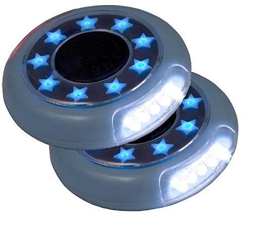 Zwei Lichter für Kinderwagen