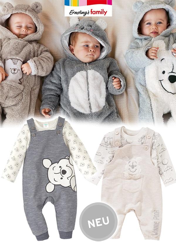 Babies in kuscheligen Stramplern
