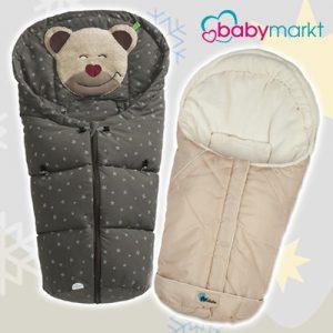 Babymarkt: Fußsäcke für den Kindersitz ab 11,50€