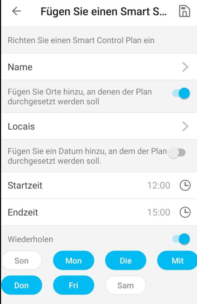FamiSafe Zeitbegrenzungen App