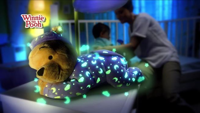 Winnie Pooh Licht