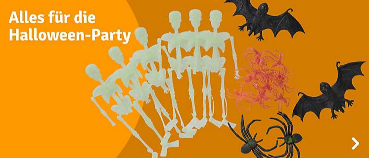 Partydeko Banner