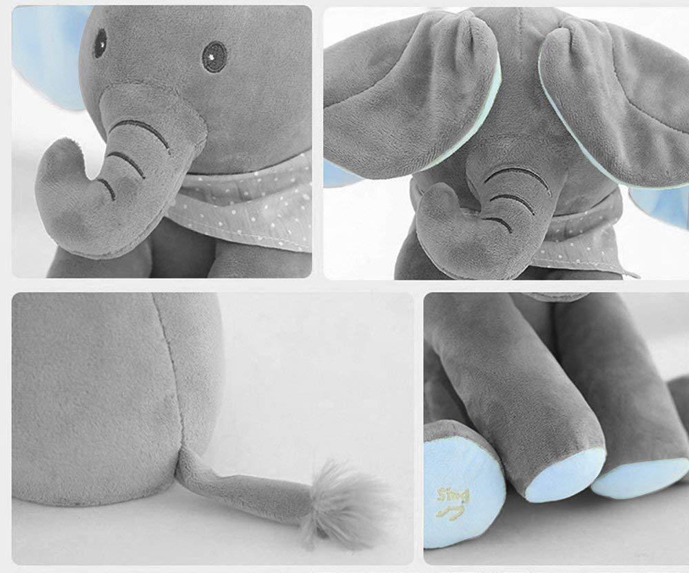 Details der einzelnen Elefanten