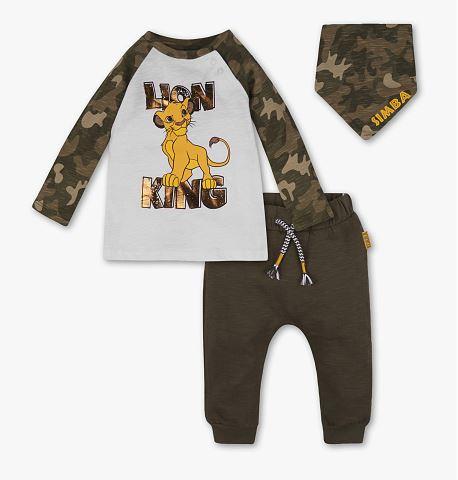 C&A König der Löwen Bekleidungsset für Kleinkinder