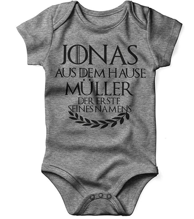 Game of Thrones Babybody