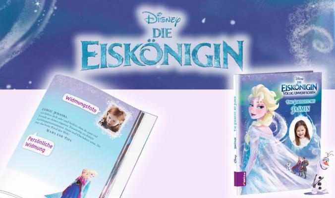 Die Eiskönigin Framily Kinderbuch