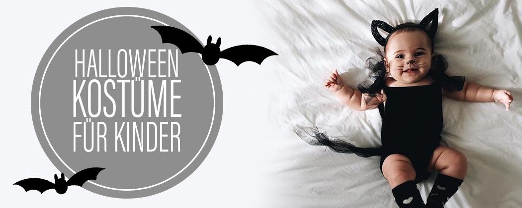 Banner: Die 8 coolsten Halloweenkostüme für Babys und Kleinkinder!