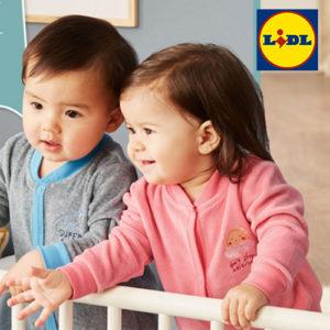 Lidl:  Neue Kindermode schon ab 2,99€