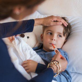 Erkältung bei Kleinkindern