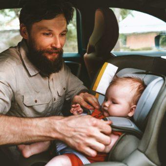Unterwegs mit dem Kleinkind